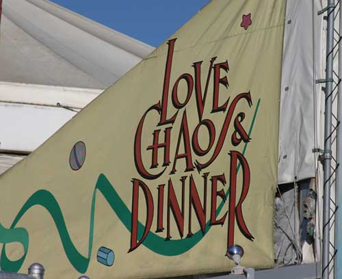 Love, Chaos, and Dinner