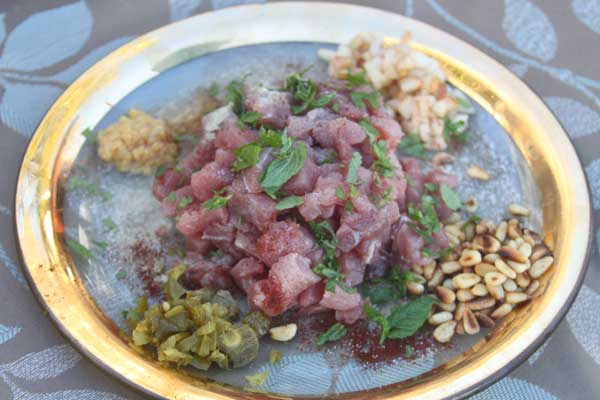 Ahi Tartare Just Like Michael Mina