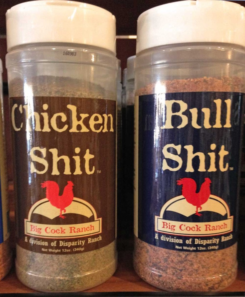 chicken shit