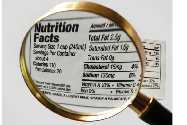 Are calorie counts really accurate?