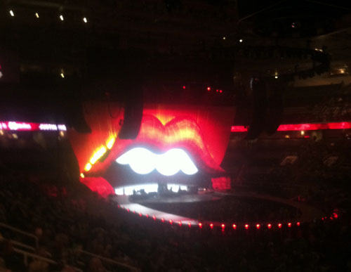 Rolling Stone stage