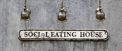 Social Eating House, London