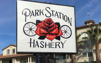 Park Station Hashery, San Jose